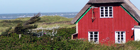 Ferienhausurlaub Dänemark