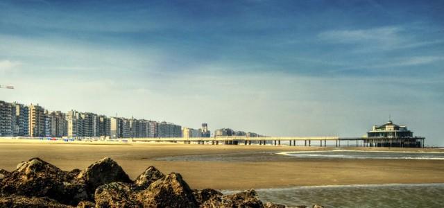 Urlaub an der belgischen Küste