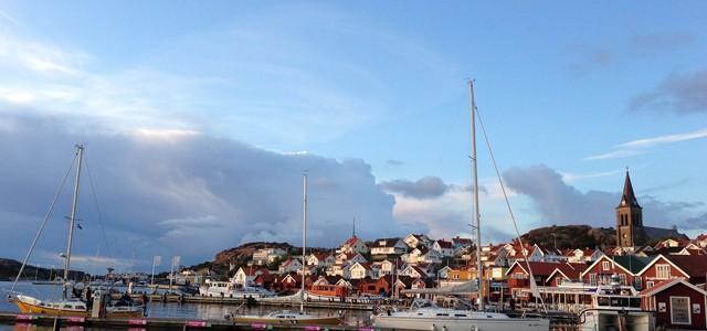Schwedische Schärenküste