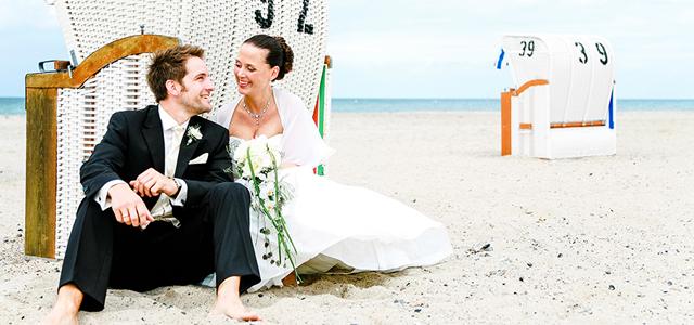 Heiraten an der Nordsee und Ostsee