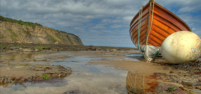 Englische Küste