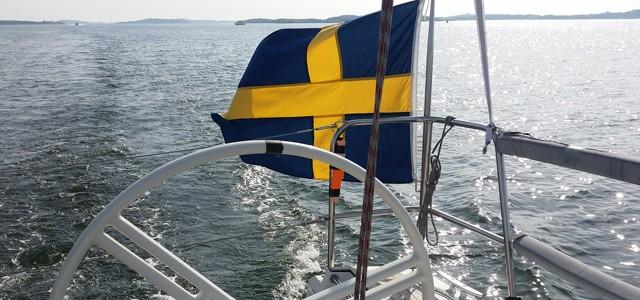 Segeln in den schwedischen Schären
