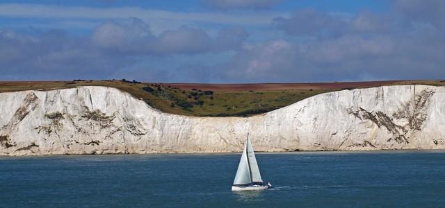 Segeln an der englischen Küste