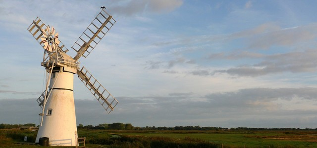 Urlaub in Norfolk