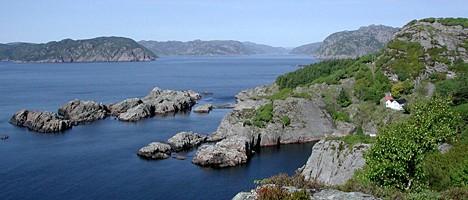 Land der Fjorde
