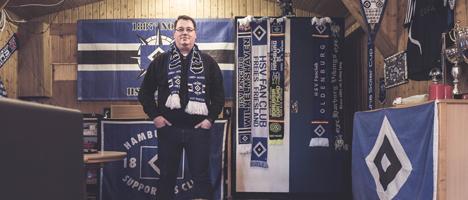 HSV Fußball-Fanclub an der Küste