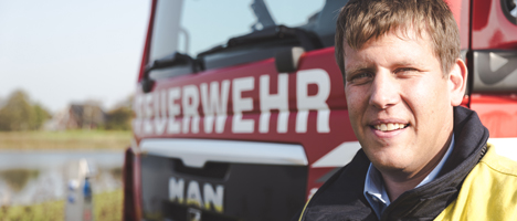 Freiwillige Feuerwehr im Wangerland