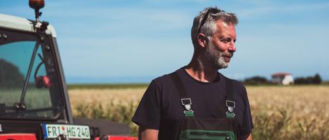 Landwirtschaft an der Nordseeküste