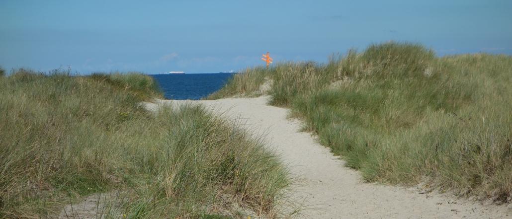 Entspannung beim Urlaub an der Nordsee