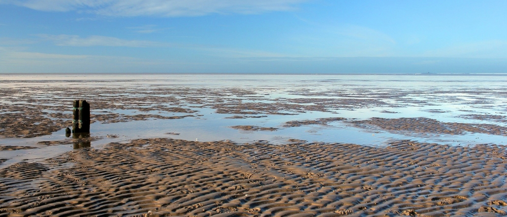 Urlaub an der Nordsee Wattenmeer