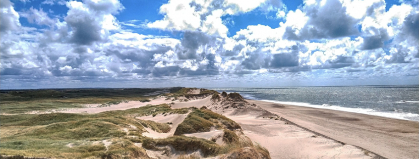 Nordsee Dünen Urlaub