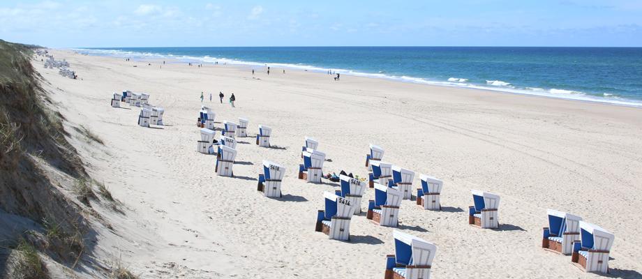 Sylt Strand Urlaub